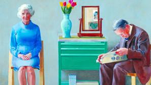 Дэвид Хокни: 60 жыл өнер жолында