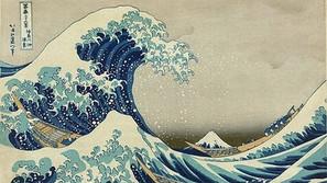 Волна (в стиле Лидии Дэвис)