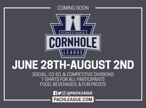 PACHLeague Announcing New League Starting June 28th at the Alley on High Street in Pottstown, PA!