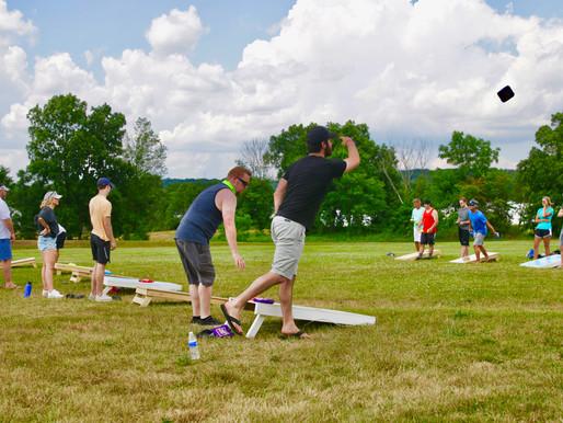 Locals Create Pennsylvania Cornhole League