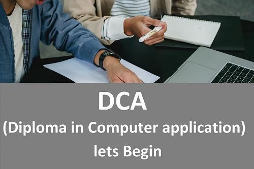 Diploma in Computer Application free course   डिप्लोमा इन कंप्यूटर एप्लीकेशन फ्री में कैसे करे  
