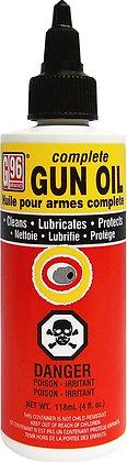Gun Oil - 4 oz. bottle