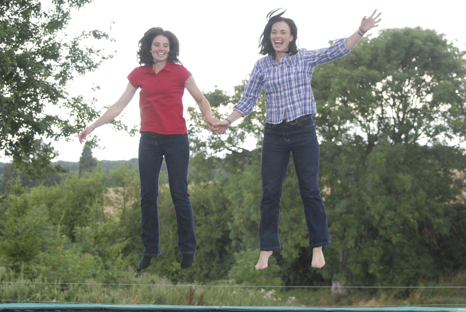 Twins!! Me and Sis