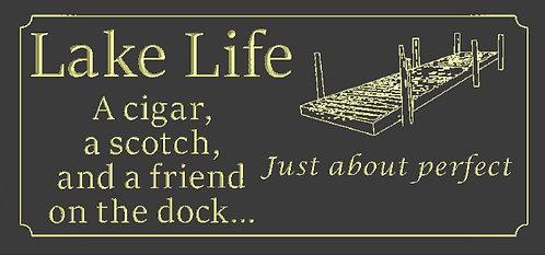Lake Life Dock