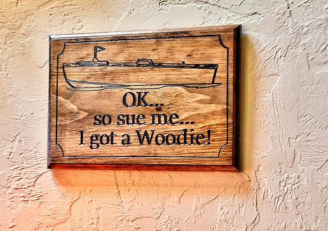 Got a Woodie