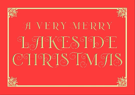 A Very Merry Lakeside Christmas
