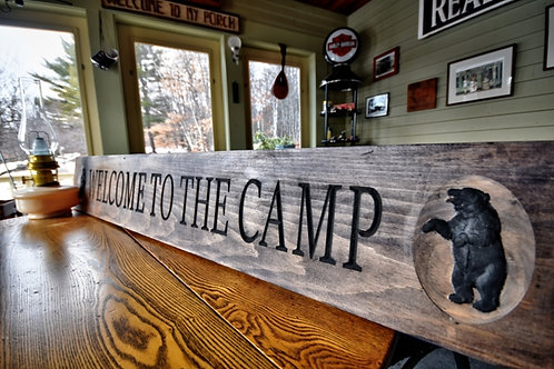 Welcome to the Camp