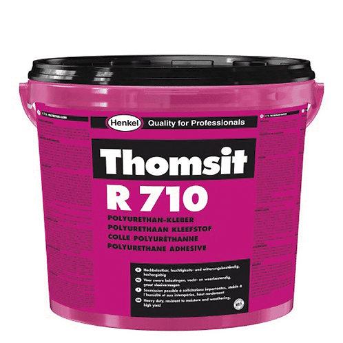 Полиуретановый клей Церезит R710 для резины, ПВХ, стиропора, бетона, дерева 10кг