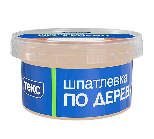 Шпатлевка по дереву ПРОФИ дуб 0,25кг ТЕКС (60шт/уп)