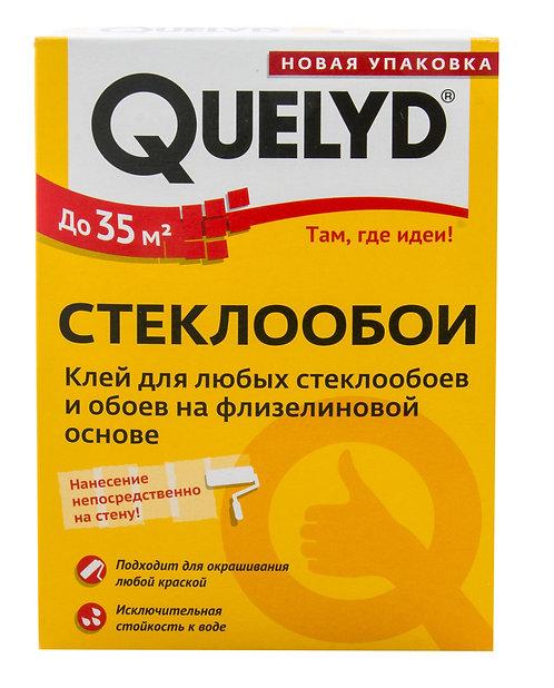 Клей обойный Келид (Quelyd) Стеклообои, 500г