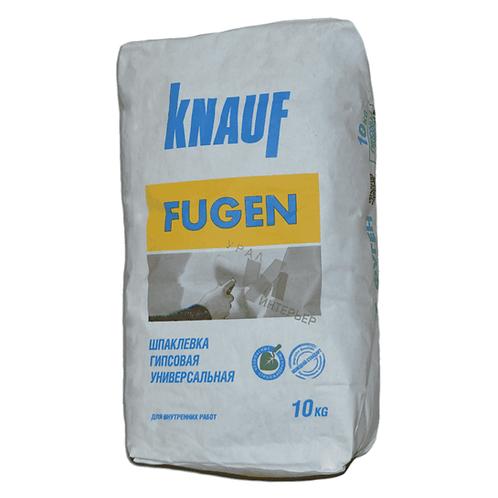 Шпаклевка гипсовая универсальная Кнауф Фуген (Knauf Fugen), 10кг