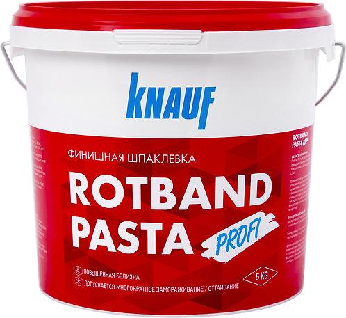 Шпаклевка финишная Кнауф (Knauf) Ротбанд-Паста Профи, 5кг