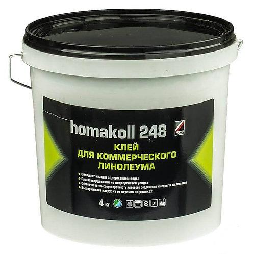 Клей Ideal для коммерческого линолеума и текстиля 3л/4кг морозостойкий