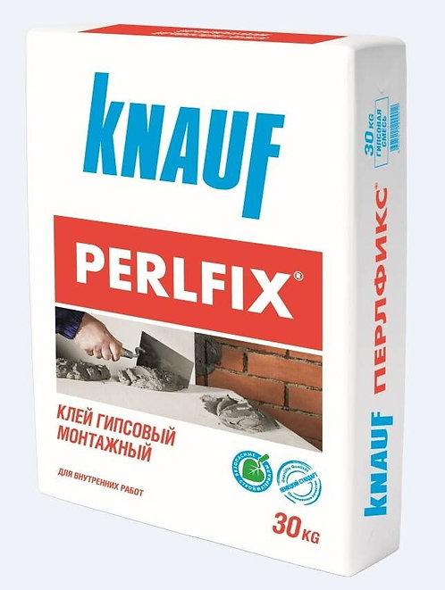 Клей на гипсовой основе Кнауф Перлфикс (Knauf Perlfix), 30кг