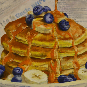 Blueberry Stack