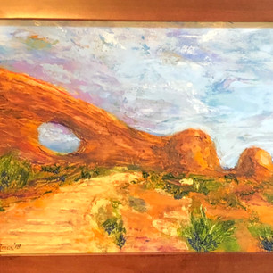 Red Rock Arch