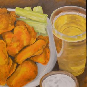 Wing Night (at 96th Pub)