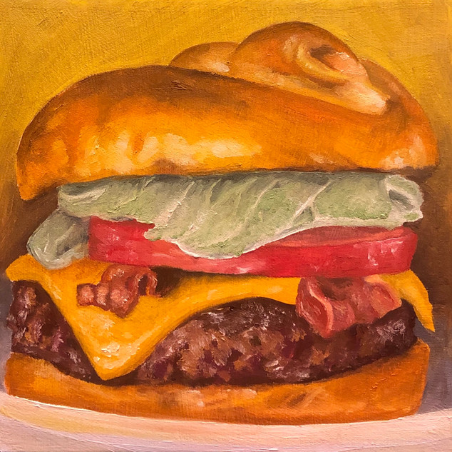 "Day 13 - ""BLT Burger"""