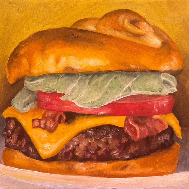 "Day 13 - ""BLT Burger"""