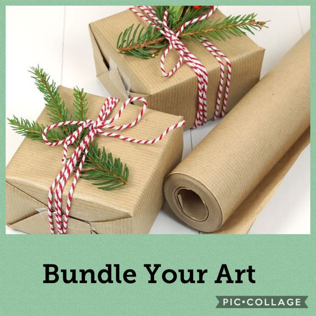 Pick your Bundle of Art!