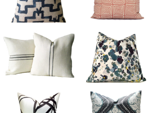 pillow sourcing part 1: etsy pillows
