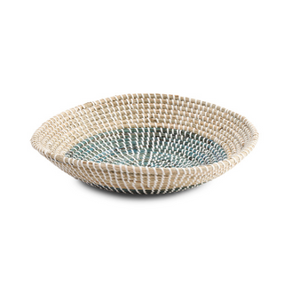 large seagrass bowl