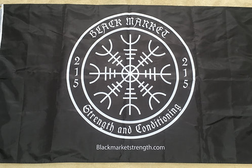 Helm of Awe Flag (Double sided 5'x3')