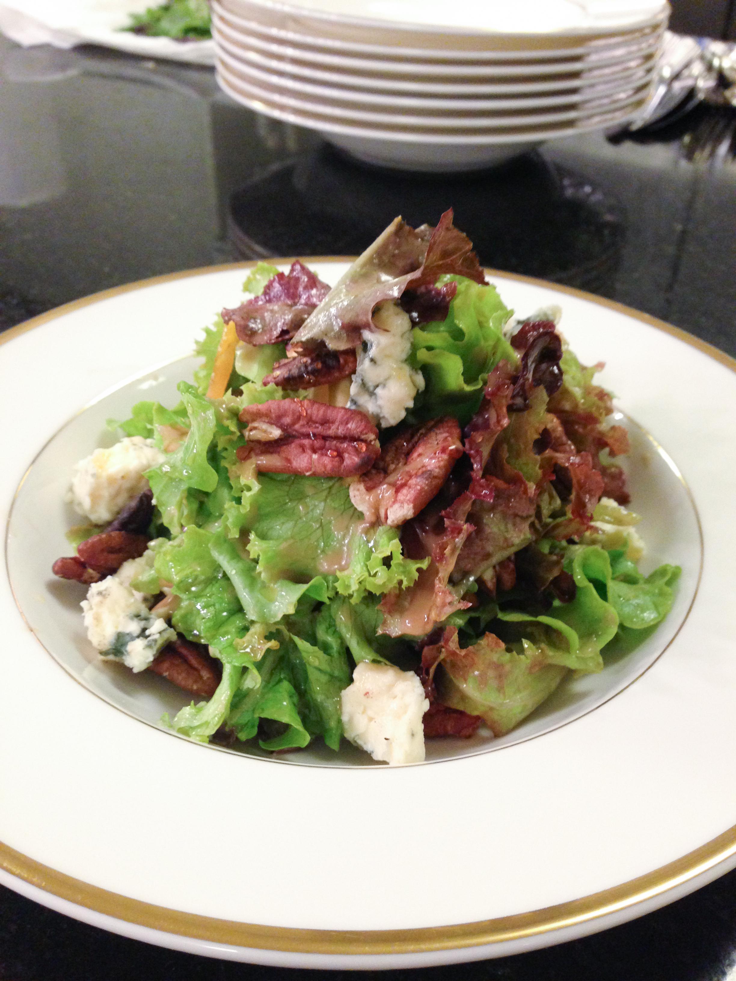 Salada de Gorgonzola