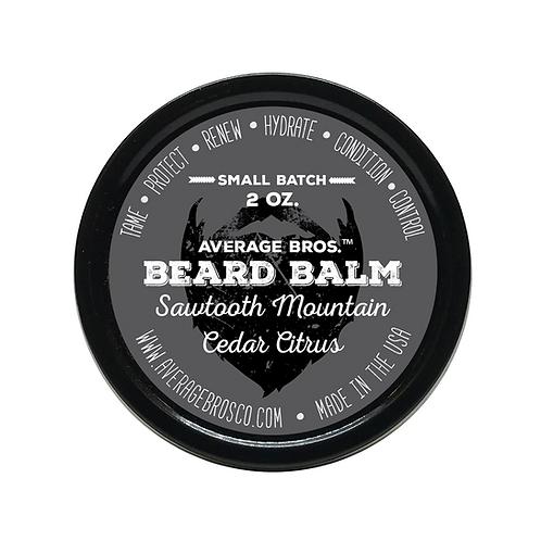 Sawtooth Mountain Cedar Citrus - Beard Balm