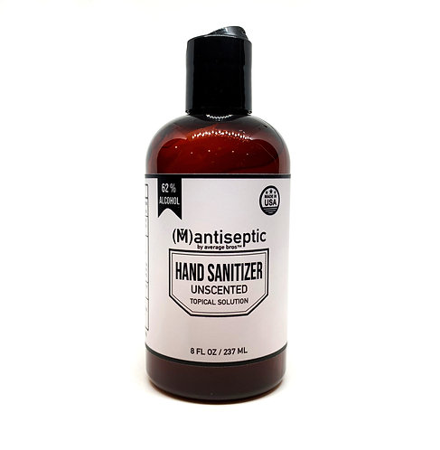 (M)antiseptic - Unscented Hand Sanitizer