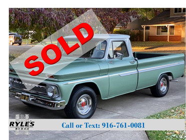 1966 Chevrolet Pickup - Full Restoration!