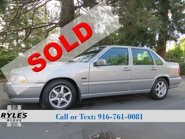 1998 Volvo S70 - Only 55K Miles! One Owner!
