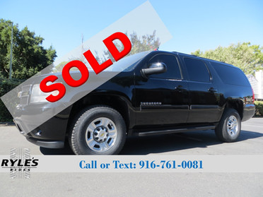 2011 Chevrolet Suburban 2500 - Low Miles!