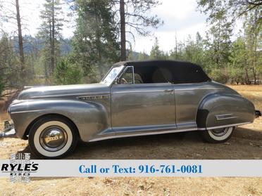 1941 Buick Special Convertible - RARE!