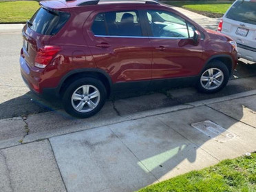 2018 Chevrolet Trax - Only 40K Miles!