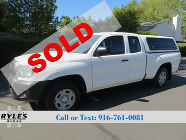 2015 Toyota Tacoma - Only 70K miles!