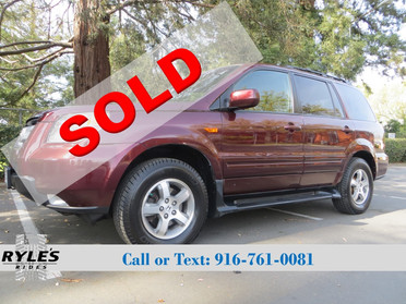 2008 Honda Pilot - Loaded! 4 Wheel Drive!