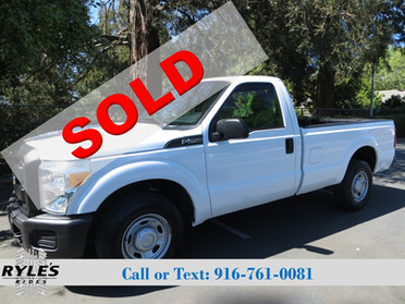 2011 Ford F-250 - Only 47K Miles!