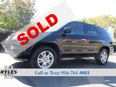 2006 Acura MDX - One Owner! Loaded!