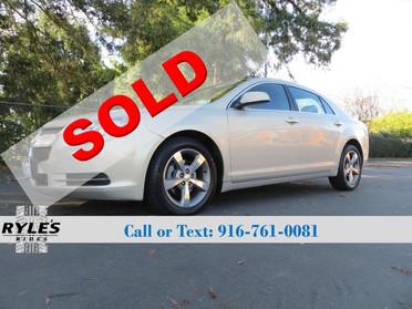 2011 Chevrolet Malibu - Only 53K Miles!!!