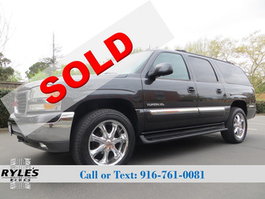 2004 GMC Yukon XL - 1 Owner! Low Miles!
