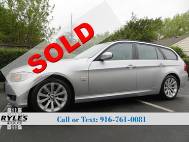 2011 BMW 328i xDrive Wagon - Low Miles!