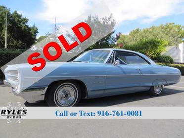 1966 Pontiac Ventura!