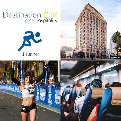 1 Runner, 1 Room