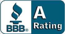 A rating with Better Business Bureau