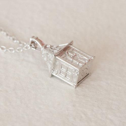 ≪UMI☆KUUN × Fatima Design≫925 Silver Necklace WH