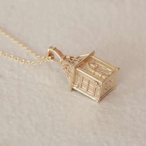 ≪UMI☆KUUN × Fatima Design≫K10 Necklace