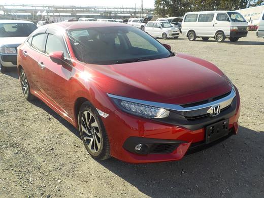 Honda Civic FC1