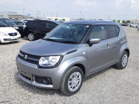 Suzuki Ignis MG