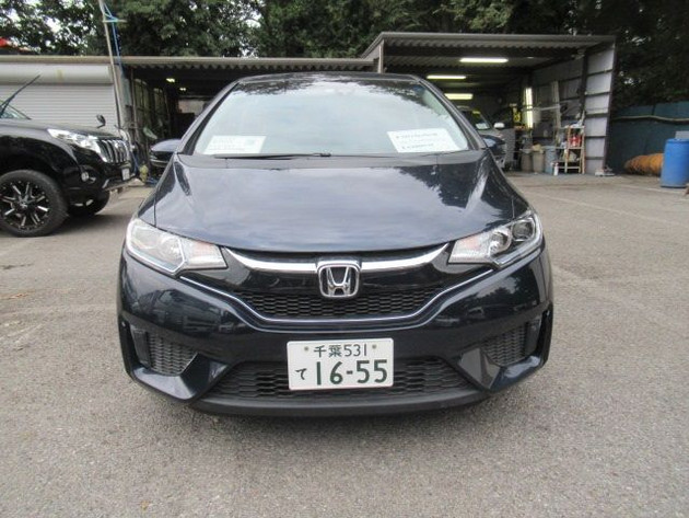 Honda Fit L Hybrid